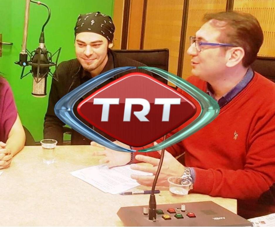 TRT Türkiye'nin Sesi Konuğuyduk